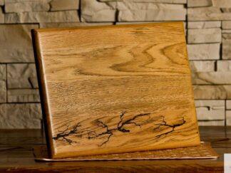 Küchenschneidebrett mit dekorativer Holzverbrennung finden Sie uns auf https://www.facebook.com/RaWoodpl/