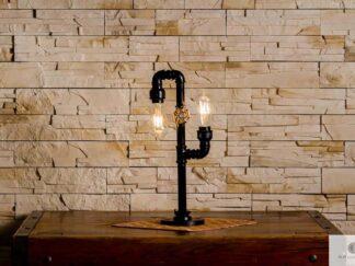 Lampe aus Metall ins Zimmer finden Sie uns auf https://www.facebook.com/RaWoodpl/