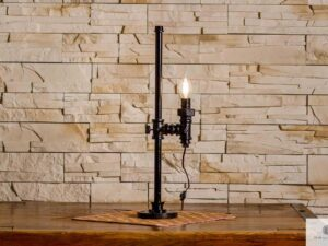 Industrialna lampka do pokoju DENAR