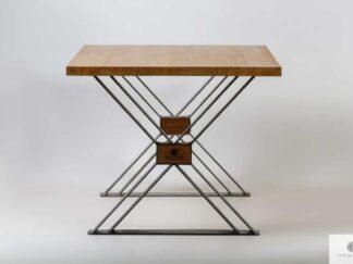 Tisch aus Massivholz Bregon finden Sie uns auf https://www.facebook.com/RaWoodpl/
