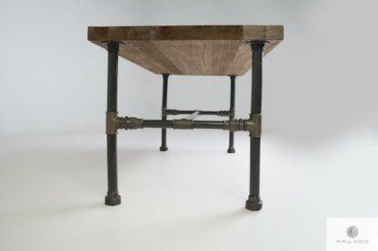 Rustikale Couchtische aus Massivholz ins Wohnzimmer DENAR Möbelhersteller RaWood Premium Möbel