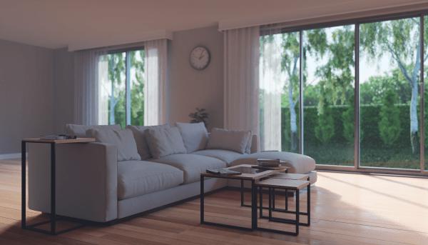 Kaffeetisch aus Massivholz ins Wohnzimmer IBSEN Möbelhersteller RaWood Premium Möbel