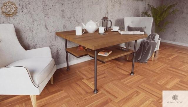 Holzerne Kaffeetisch fur Wohnzimmer DENAR finden Sie uns auf https://www.facebook.com/RaWoodpl/