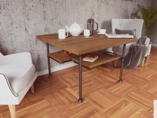 Holz Kaffeetisch ins Wohnzimmer DENAR finden Sie uns auf https://www.facebook.com/RaWoodpl/