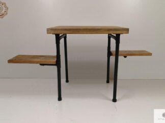 Holz Kaffeetisch ins Wohnzimmer DENAR Möbelhersteller RaWood Premium Möbel