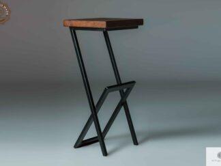 Holzbarhocker für Küche Esszimmer HUGON Möbelhersteller RaWood Premium Möbel