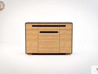 Moderne Kommode aus Holz ins Wohnzimmer LAGOS Mobelhersteller RaWood Premium Mobel