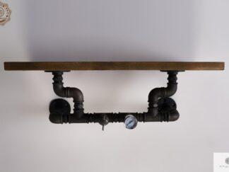 Holz Wandregal ins Wohnzimmer Zimmer DENAR Möbelhersteller RaWood Premium Möbel