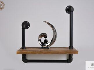 Hängeregal aus Massivholz DENAR Möbelhersteller RaWood Premium Möbel