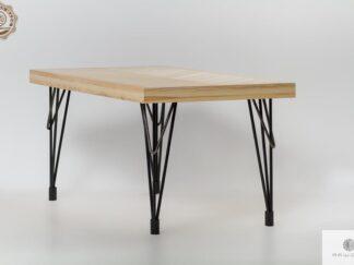 Tisch aus Eschenholz ins Esszimmer und Wohnzimmer IFUX finden Sie uns auf https://www.facebook.com/RaWoodpl/