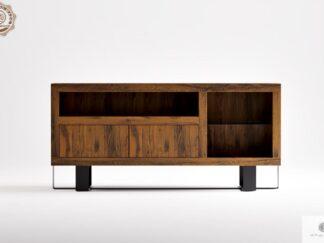 Eichen Fernsehschrank aus Massivholz ins Wohnzimmer MOCCA