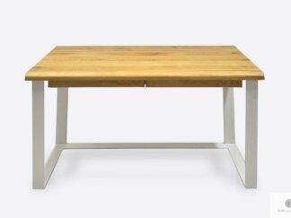 Schreibtisch mit Schubladen aus Eichenholz ins Arbeitszimmer MERGE