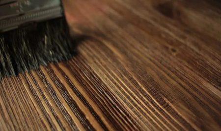 Holz - geölte und lackierte Oberflächen