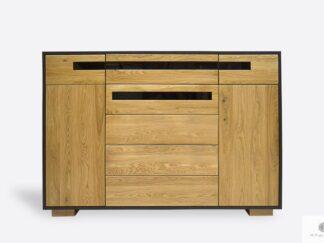 Moderne Kommode aus Holz ins Wohnzimmer LAGOS