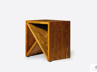 Beistelltisch Sofatisch aus Massivholz ins Wohnzimmer Schlafzimmer