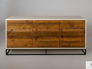 Geräumige Fernsehschrank aus Massivholz ins Wohnzimmer ADEO