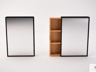 Modern Wandspiegel mit Regale für Flur MIRA