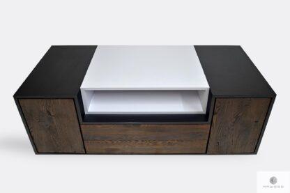 Modern Fernsehschrank mit Schubladen BERGEN