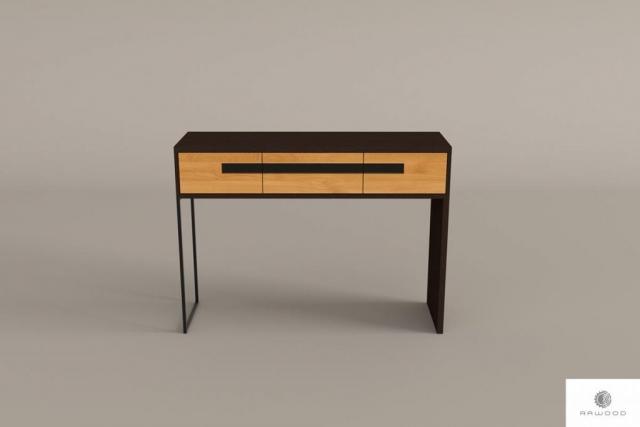 Moderner Beistelltisch Konsolentische aus Holz ins Wohnzimmer Diele LAGOS finden Sie uns auf https://www.facebook.com/RaWoodpl/