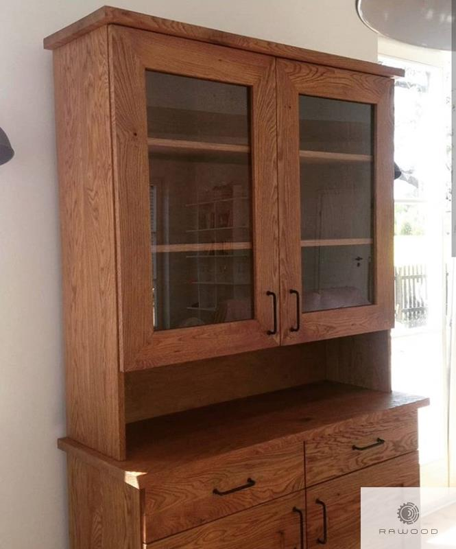 Stilvolle Anrichte aus Holz ins Wohnzimmer Esszimmer MARINO