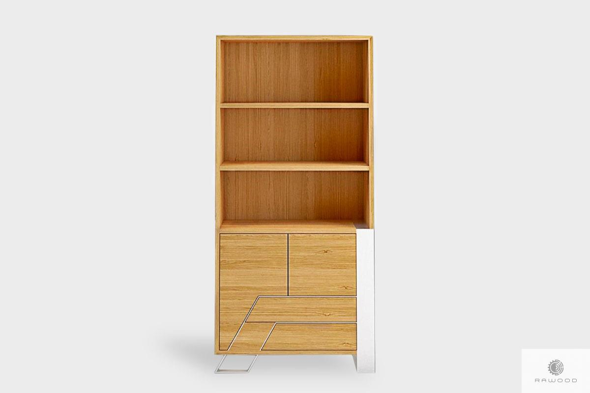 Bücherregal mit Schubladen ins Wohnzimmer Schlafzimmer BORA
