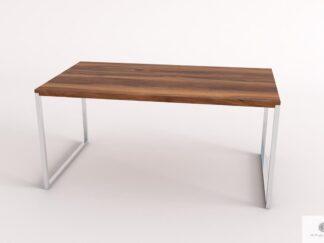 Eleganter Tisch aus altem Holz ins Esszimmer Wohnzimmer NESCA II find us on https://www.facebook.com/RaWoodpl/