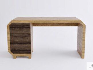 Holz Kiefer Schreibtisch mit Schubladen für Arbeitzimmer Büro OMNIS