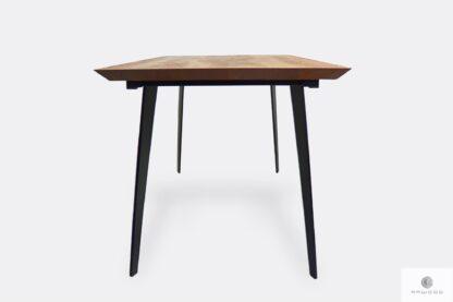 Tisch aus Massivholz auf Dimension ins Esszimmer Wohnzimmer CORTEZ