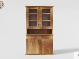 Anrichte aus Holz ins Wohnzimmer MARINO