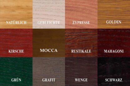 Holzmuster - Lackfarben