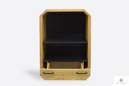 Modern Holzkommode mit Schublade auf Dimension ins Zimmer OMNIS II