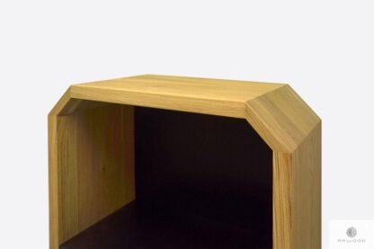 Modern Kommode aus Eichenholz ins Wohnzimmer OMNIS II